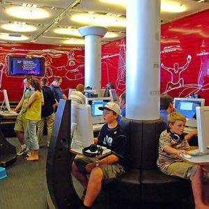 Интернет-кафе Щигров