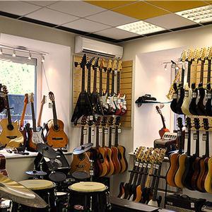 Музыкальные магазины Щигров