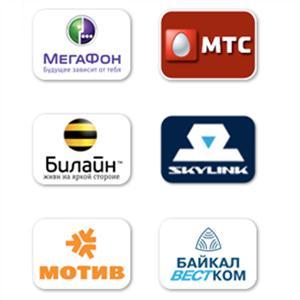 Операторы сотовой связи Щигров
