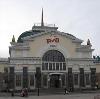 Железнодорожные вокзалы в Щиграх