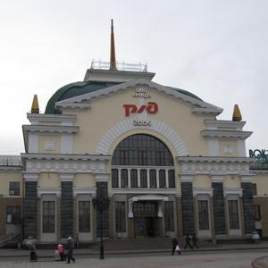 Железнодорожные вокзалы Щигров